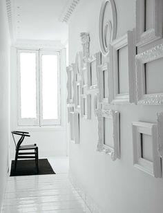 Pictureless Hallway