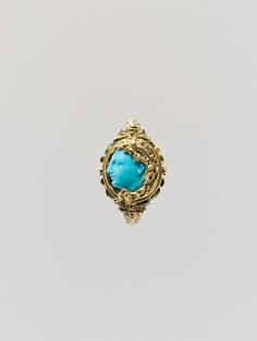 Alexander the Great (?) Date: ring: century; cameo: early Hellenistic century B. Culture: probably Italian Medium: Turquoise, enamel, gold Dimensions: Ring setting, overall: 1 x 1 in. visible cameo (confirmed): 11 x mm 2 of 2 Cameo Jewelry, Antique Jewelry, Gold Jewelry, Jewelery, Jewelry Design, Cameo Ring, Urban Jewelry, Tibetan Jewelry, Mourning Jewelry