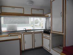 1972 Furnware Homebuilt (interior)
