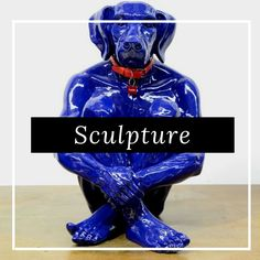 Discover the latest original sculpture art from our talented artists around the world, only on FineArtSeen. Enjoy the Free Delivery.