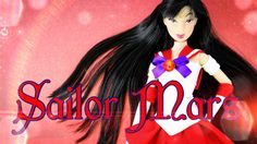 by request: We continue our Fabsome Custom Sailor Moon Dolls with this one of a kind Sailor Mars! Support My Froggy Stuff on Patreon: https:& Diy Ooak Doll, Ooak Dolls, Barbie Dolls, Diy Barbie Clothes, Doll Clothes, Myfroggystuff, Sailor Mars, Doll Repaint, Doll Crafts