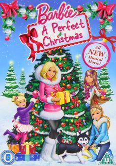 Barbie - A Perfect Christmas [DVD]: Amazon.co.uk: Mark Baldo, Kevin Gamble, Gokul Kesavan: DVD & Blu-ray