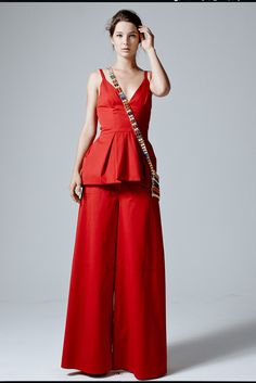 Rosie Assoulin Spring 2014 Ready-to-Wear Fashion Show