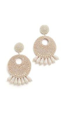 Kenneth Jay Lane Statement Earrings | SHOPBOP