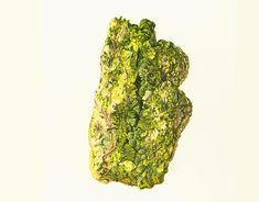 1970 Autunite. Phosphate d'Uranium. Roche Radioactive. Planche Originale Minéraux Roches. Géologie. Decoration murale. de la boutique sofrenchvintage sur Etsy