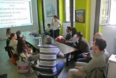 Incontro su Olfatto, Aromaterapia e Colore presso Impact Hub Milano, maggio 2014