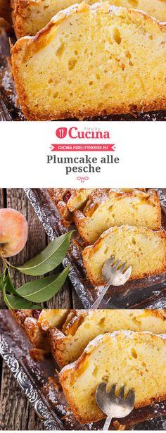 #Plumcake alle #pesche