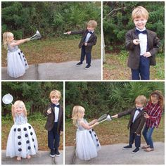 Best costume ever! I want to do this next year!