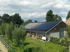 Solar Frontier panelen Chaam