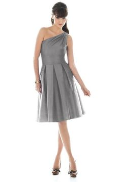 Alfred Sung D458 Bridesmaid Dress | Weddington Way