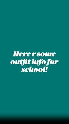 Next Clothes, Dress To Impress, Ivory, School, Outfits, Suits, Kleding, Outfit, Outfit Posts