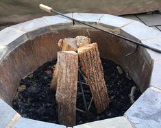 Pyro Monolith Metal Chiminea Vertical Fire Pit   Etsy Diy Outdoor Fireplace, Fireplace Grate, Fire Pit Grate, Steel Fire Pit, To Build A Fire, Fire Pit Area, How To Make Light, Backyard Patio, Firewood