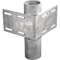 Tie Down Engineering Dock Hardware Inside Corner Pipe Holder, Commercial Grade