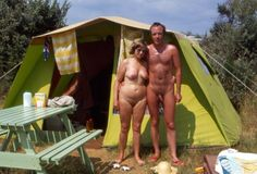 camp Definition nudist