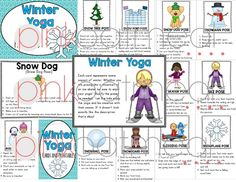 Winter Yoga Preview One