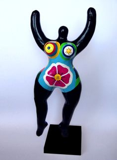 1000 images about niki de saint phalle on pinterest saints tarot and scul - Nana de niki de saint phalle ...