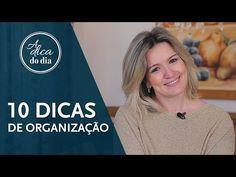 DICAS PARA ORGANIZAR/LIMPAR O QUARTO | A DICA DO DIA COM FLÁVIA FERRARI - YouTube
