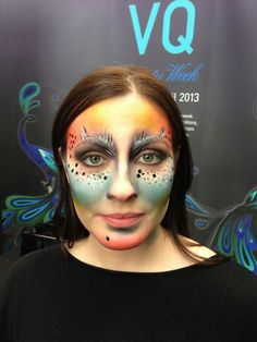 Illamasqua Fantasy make up