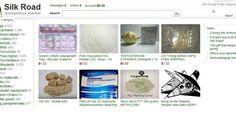 Silk Road,el e-Bay de la droga, contaba con un millón de usuarios