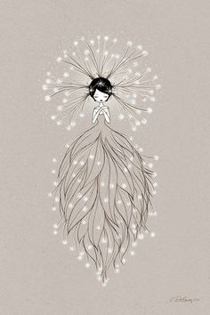 FIREFLY - CATHY DALANSSAY FOR L'AFFICHE MODERNE