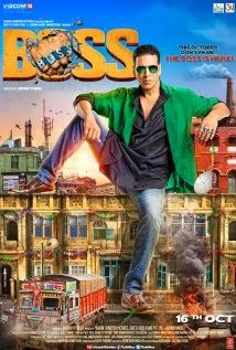 Bollywood movie with Akshay Kumar: Boss (2013)