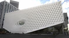 The Broad museum - Ph. Kirk McKoy / Los Angeles Times