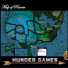 Enjoy this map of Panem! TAG PROFILE PIC ENTRIES TO #bcofthgprofilepicyay THANKS