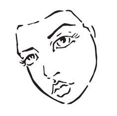 """I created my Stencil designs to help my students work through some facialproportion lessons as a teaching aid that couldhelp decipher the landmarks of the face and really bring learning along much quicker. In particular, three-quarter turned faces and profiles cause a bit of angstfor people not confident with drawing them ( I have a stencil dedicated to eachof those scenarios in each of my 'Jane Girls' series). <p style=""""text-align: left;""""></p>"""