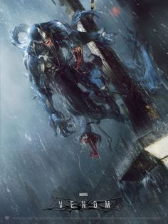 The Venom Movie has started Production. This is what we know about the Venom Movie, Possible Marvel Comics Source Material and Other Symbiotes we might see. Venom Comics, Marvel Venom, Marvel Villains, Marvel Art, Marvel Characters, Marvel Heroes, Marvel Avengers, Film Venom, Venom Movie