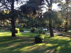 The perfect setting for your morning walk or jogging at the Kefalari Square. #morning #walk #KefalariSuites #Kifissia #Twentyonehotel #Semiramishotel