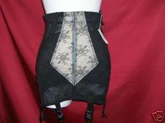 Vintage Lace Girdle