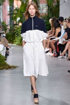 Lacoste Spring/Summer 2017 Ready-To-Wear Collection | British Vogue