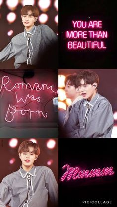 • Daehwi / Wanna One 2nd Vers. 💫🌺• Lee Daehwi, Collages, Kpop, Wallpaper, Movies, Movie Posters, Beautiful, Films, Wallpapers