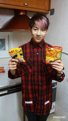 hehehe oppa are you hungry ma to oppa wait for umma she's cook hehhe