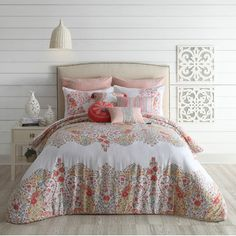 You'll love the 3-Piece Wyatt Comforter Set by Jessica Simpson at Joss & Main - With Great Deals on all products and Free Shipping on most stuff, even the big stuff.