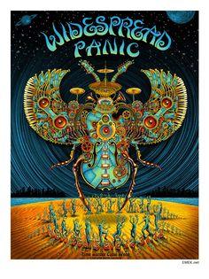 Widespread Panic - Emek - 2013 ----