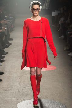 Tracy Reese - Fall 2015 RTS - Look 20