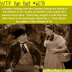 Mind-blowing coincidence - WTF weird & interesting fun facts