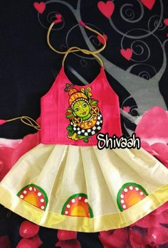 Frocks For Babies, Baby Girl Frocks, Kids Frocks, Frocks For Girls, Baby Girl Dresses, Garba Dress, Navratri Dress, Cute Little Girls Outfits, Kids Outfits