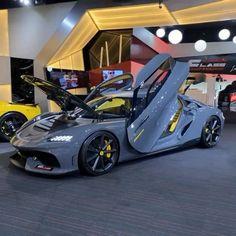 Koenigsegg Gemera Has Landed In Dubai Best Luxury Cars, Automotive News, Koenigsegg, Super Cars, Dubai, In This Moment, Vehicles, Chevrolet Trucks, Trippy