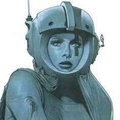 travis charest space girl