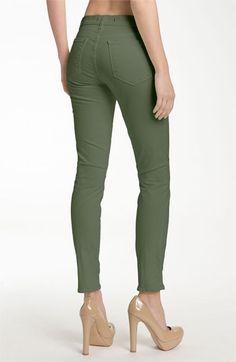 J Brand Skinny Stretch Twill Pants | Nordstrom