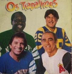 Os Trapalhões SIM! - Renato Aragão e Dedé dias atuais NÃO!
