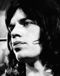 Mick during the Stones' Rock and Roll Circus, December 12, 1968.