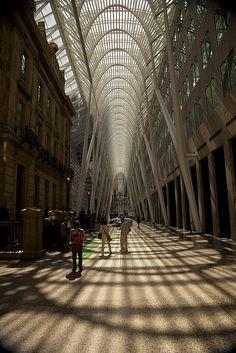 Bay Wellington Towers in Toronto, Ontario