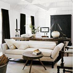 Sofa. Palette. Love it all.