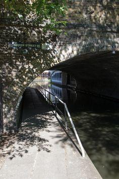London's Regent's Canal