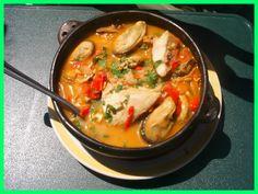 Paila Marina (Chilean Food)