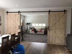 Aubarndoor offers a huge range of barn doors, and barn door hardware. We are Australian owned sliding barn door supplier with warehouse in Melbourne. Doors Online, Sliding Barn Door Hardware, Internal Doors, Entryway, Cottage, Cases, Furniture, Creative, Home Decor