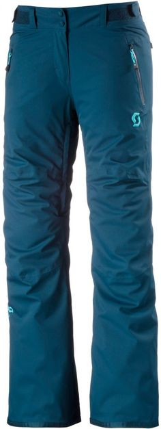 #SCOTT #Ultimate #Dryo #Skihose #Damen #dunkelblau